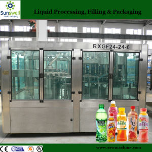 Automatic 3-in-1 Juice Processing Line (5000BPH) pictures & photos