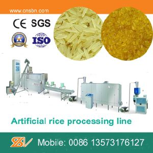 Nutritional Rice Production Line (DLG100/SLG70) pictures & photos