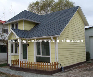 Steel Prefabricated Modular Mobile House/Homes/Villa/Office (DG4-023) pictures & photos