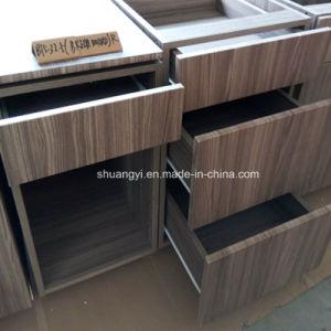Modern Modular Kitchen MDF Kitchen Cabinet Model pictures & photos