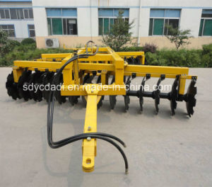 China Tractor Advanced Heavy Disc Harrow pictures & photos