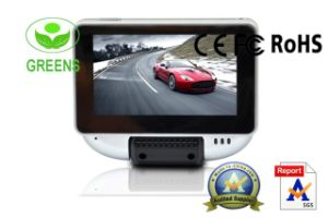 New Designed Car DVR with Camera Recorder, GPS Fuction Choosing 130 Degree and 1080p Image, Driver Recorder (Car 892A)