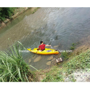 Sea Kayak LLDPE Hull Material No Inflatable Touring Kayak (GB-17) pictures & photos
