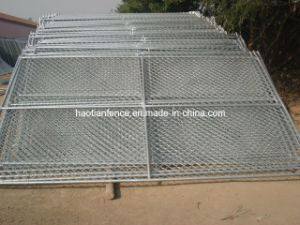 6ftx8ft Chain Link Mesh Fence, Temporary Fence Panel pictures & photos