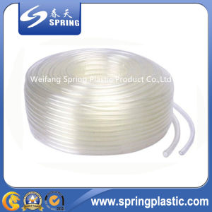 Plastic PVC Clear Level Reinforce Transparent Hose pictures & photos