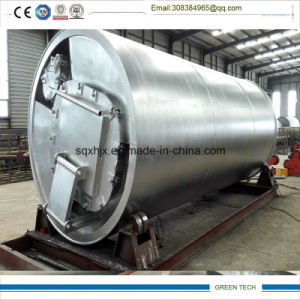 10 Ton Rubber to Oil Refinery Pyrolysis Plant pictures & photos