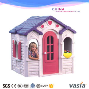 Kids Plastic Happy Play House (VS3-810) pictures & photos