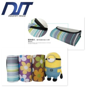 Foldable Waterproof 600d Oxford Cloth Picnic Mat with Custom Logo pictures & photos