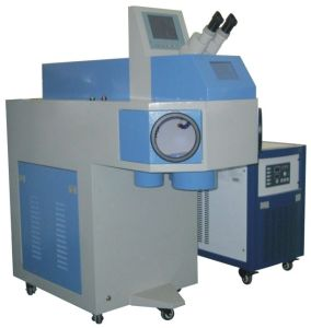 Jewelry Laser Welding Machine (OHD-SSM/L100/150/400-II)