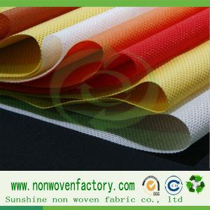 PP Textiles Nonwoven Fabric Spunbond pictures & photos