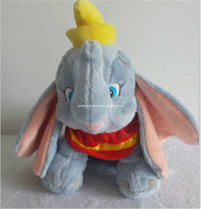 Plush and Stuffed Elephant Toy for Gift