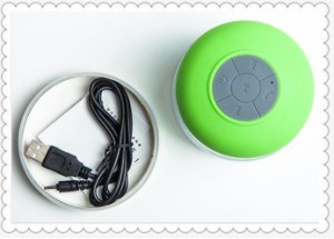Most Competitive Waterproof Bluetooth Shower Speaker