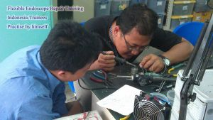 Medical Technician Training School (Flexible Endoscope) pictures & photos