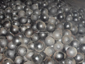 High Hardness, No Breakage Casting Grinding Ball (dia120mm) pictures & photos