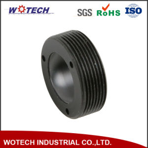 OEM Customized Black ABS Plastic Material Machining Part for Industrial
