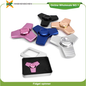 Promotion Product Anti-Stress Hand Spinner Toys Fidget Toy pictures & photos
