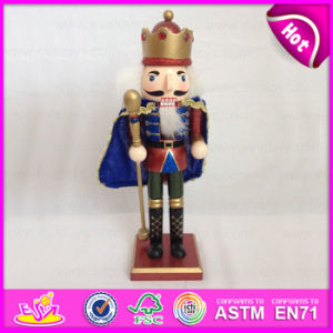 2015 Wooden Nutcracker Doll Toy Promotion Gift, Christmas Toy Promotion Gift Set, Fashion Promotion Gift Nutcracker Toy W02A068 pictures & photos