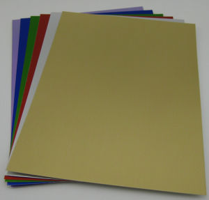 A4 Foil Mirror Cardboard Paper, 5pk pictures & photos