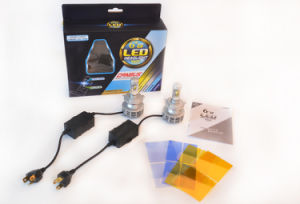 Color Temp DIY 20W 2800lm Car LED Headlight pictures & photos