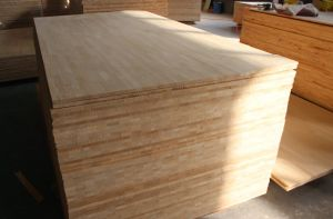 Aaaa Grade Monterey Pine Edge Glued Panel for Furniture pictures & photos