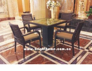 Dining Set/ Chairs and Table/ Garden Furniture pictures & photos