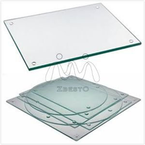 Clear Kitchen Tempered Glass Cutting Board 16 Inch, 20 Inch