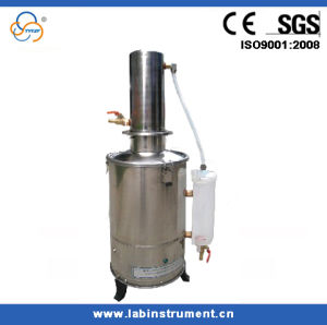 Lab Stainless Steel Water Distiller with Ce pictures & photos
