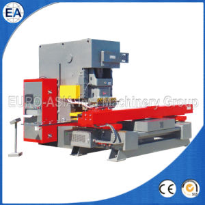 C-Type CNC Mechanical Thick Plate Punch Machine pictures & photos