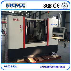 High Quality Vmc Vertical CNC Machining Center Milling Machine Vmc850L pictures & photos