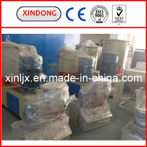 Automatic Plastic Powder Mini Paddle Mixer pictures & photos