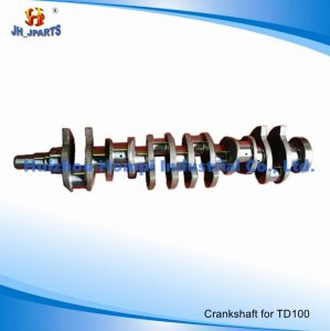 Diesel Engine Parts Crankshaft for Volvo Td100/Td100A/Td101 1545657 Td102/103 pictures & photos
