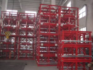 Mast Section for Construction Elevator Size 0.65*0.65*1.508m pictures & photos