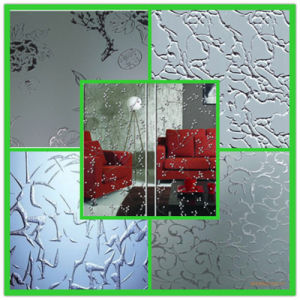 High Quality 3-19mm Acid Etched Glass with Competitive Price pictures & photos