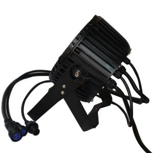 DMX 512 RGBWA 5 in 1 LED Waterproof Outdoor PAR Light with IP68 Rating pictures & photos