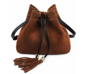 Fashion Suede Leather Ladies Handbag (H80437) pictures & photos