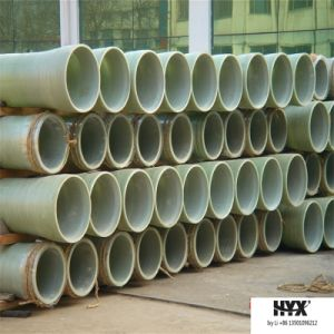 High Strength & Smooth Inner Surface FRP Cable Casing Pipe pictures & photos