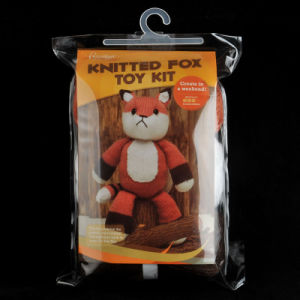 Knitted Fox Toy Kit DIY pictures & photos