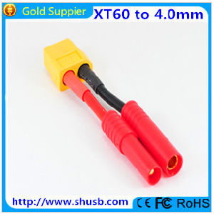 4mm Butllet Female Plug to Xt60 Male Connector