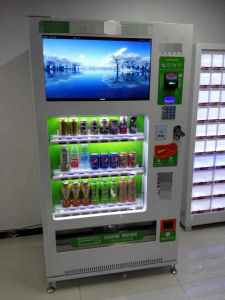 Large Screen Vending Machine for Cold Beverage Zg-Mcs (32HP) pictures & photos