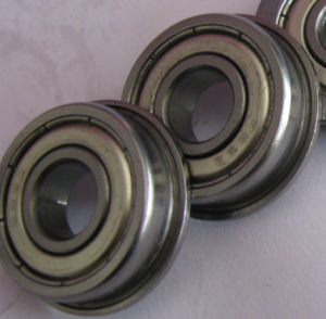 Flanged Bearing F609zz Flanged Ball Bearings 9X24X7 pictures & photos