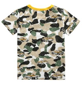 Hot Sale Kid′s T Shirt in Camouflage Color pictures & photos