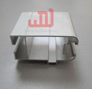 Aluminum Anodized Extrusion Profile