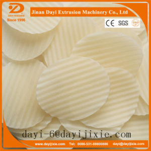 Corn Puff Roasted Extrusion Snack Food Manufacturing Machine pictures & photos