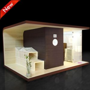 New Design Dry Steam Sauna House (SF1T1001) pictures & photos