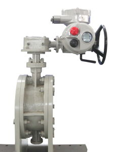 Electric Multi-Turn Actuator for Globe Valve (CKD100/JW315) pictures & photos