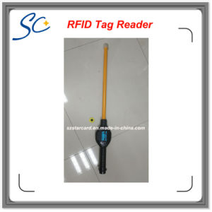 134.2kHz Portable RFID Bluetooth USB Animal Tag Stick Reader pictures & photos