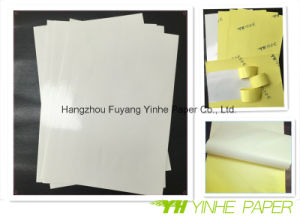 Hot Sale 80GSM Self Adhesive Paper for Laser Printer in Sheets pictures & photos