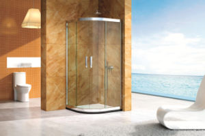 High Quality Stainless Steel Frame Shower Cubicle Fs-2879