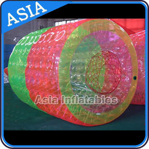Shinning Inflatable Water Walking Roller for Kids pictures & photos