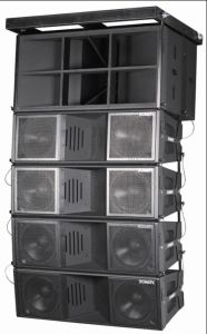 Boway Bw-2123A Line Array Speaker pictures & photos